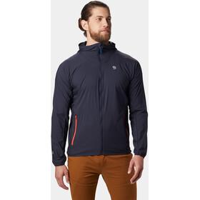 Mountain Hardwear Kor Preshell Giacca Uomo blu